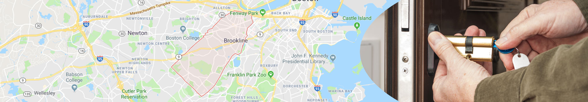 Brookline Locksmith Services